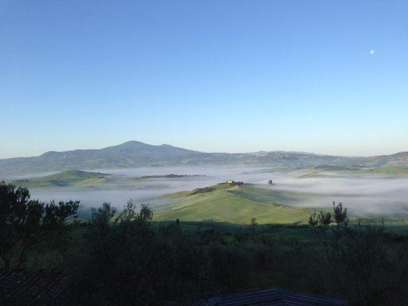 Lent 2016 - Pienza, Italy