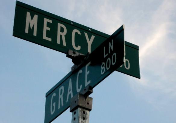 Mercy-grace street sign - 2016