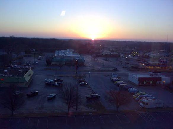 ROL sunrise 2016