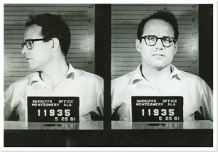 Coffin - Freedom Ride Arrest pick