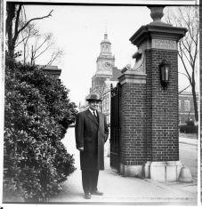 Mordecai Wyatt Johnson at Howard University
