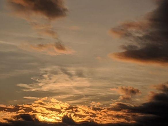 Sunrise- April 2020